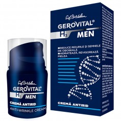 GH3 MEN Crema antiarrugas